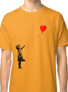 Banksy Balloon Classic T-Shirt