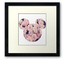 Mickey!? Framed Print