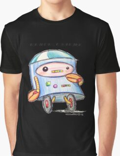 Robot Loves You Graphic T-Shirt