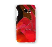 Fiery Samsung Galaxy Case/Skin