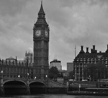 Big Ben by David Griffin