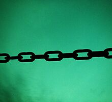 Underwater Chain by David Griffin