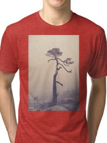 A single tree Tri-blend T-Shirt