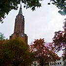 Kreuzkirche, Bonn by Benedikt Amrhein