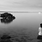 Calm Waters Western Port by Joel McDonald