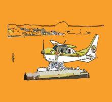 Airplane by cheeckymonkey