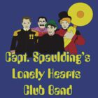 Capt. Spaulding&#x27;s Lonely Hearts Club Band by Barton Keyes