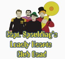 Capt. Spaulding's Lonely Hearts Club Band Kids Clothes