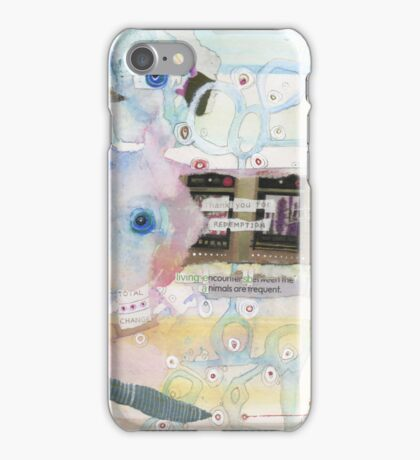 For Redemption - Alternative iPhone/iPod case iPhone Case/Skin