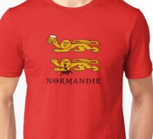 normandie lion normand Unisex T-Shirt