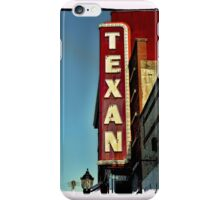 Texan Marquee iPhone 4 Case iPhone Case/Skin