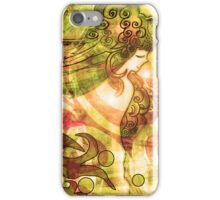 Lambency in  the small godess iPhone Case/Skin