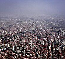 Sao Paulo by Krokokaro