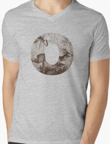 O Deer Mens V-Neck T-Shirt