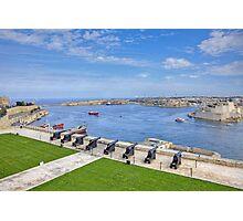 ...Valletta  / Malta.. Photographic Print