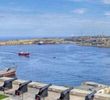 ...Valletta  / Malta.. Sticker