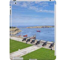 ...Valletta  / Malta.. iPad Case/Skin