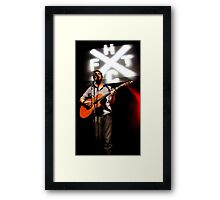 Frank Turner - The Rescue Rooms - 13th may 2011 (Image 3) Framed Print