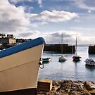 Mousehole Harbour 3 ~ Cornwall by Susie Peek