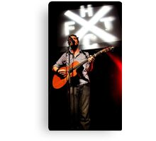 Frank Turner - The Rescue Rooms - 13th may 2011 (Image 4) Canvas Print