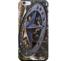 Texas Star iPhone 4 Case iPhone Case/Skin