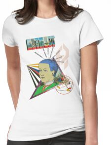 Zero Continuity. Womens Fitted T-Shirt