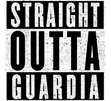 Guardia Represent! Photographic Print