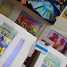 Watercolor Prints by Michael Eberhardt by M-EK