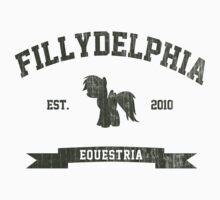 MLP FiM: Fillydelphia Kids Clothes