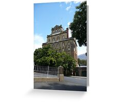 Cascade Brewery Greeting Card