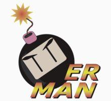 BomBERman One Piece - Long Sleeve