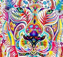 Mystic Lion Sticker