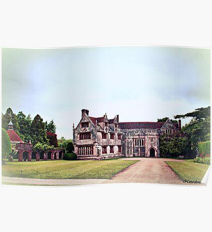 Athelhampton- The Haunted House Poster
