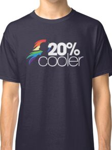 20% Cooler! (ALL options) - BLACK Classic T-Shirt