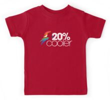 20% Cooler! (ALL options) - BLACK Kids Tee