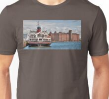 Royal Daffodil and East Float Mill Unisex T-Shirt