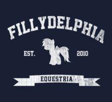 MLP FiM: Fillydelphia by Wipi Oly