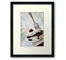 Guilt Framed Print