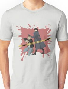 Crime scene investigation square T-Shirt