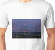 Blood Moon Over the Ozarks Unisex T-Shirt