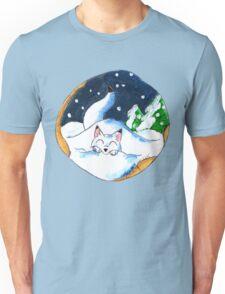Frosty Fort Unisex T-Shirt