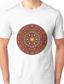 Mandala 44 T-Shirts & Hoodies Unisex T-Shirt