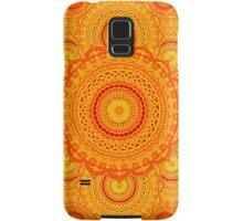 omulyana dancing mandala Samsung Galaxy Case/Skin