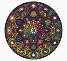 Mandala 42 T-Shirts & Hoodies by mandala-jim