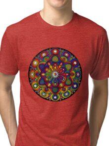 Mandala 42 T-Shirts & Hoodies Tri-blend T-Shirt
