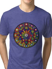 Mandala 42 T-Shirts & Hoodies Tri-blend T-Shirt