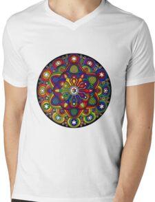 Mandala 42 T-Shirts & Hoodies Mens V-Neck T-Shirt