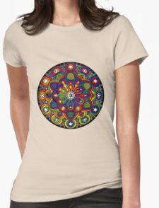 Mandala 42 T-Shirts & Hoodies Womens Fitted T-Shirt