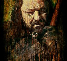 Eddard Stark by Deadmansdust