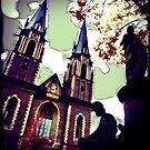 Stiftskirche, Bonn by Benedikt Amrhein